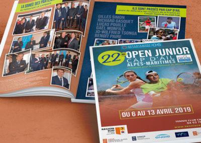 Open de Tennis junior